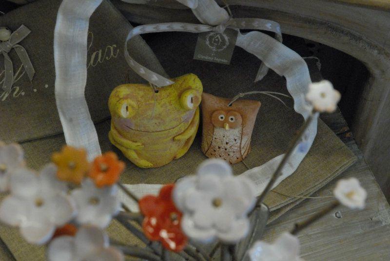 Le ceramiche di Marina Gili