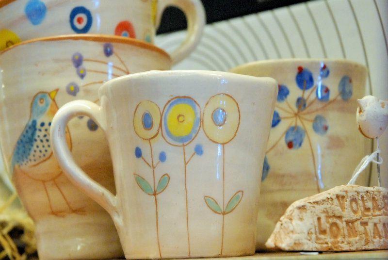 Ceramiche di Marina Gili